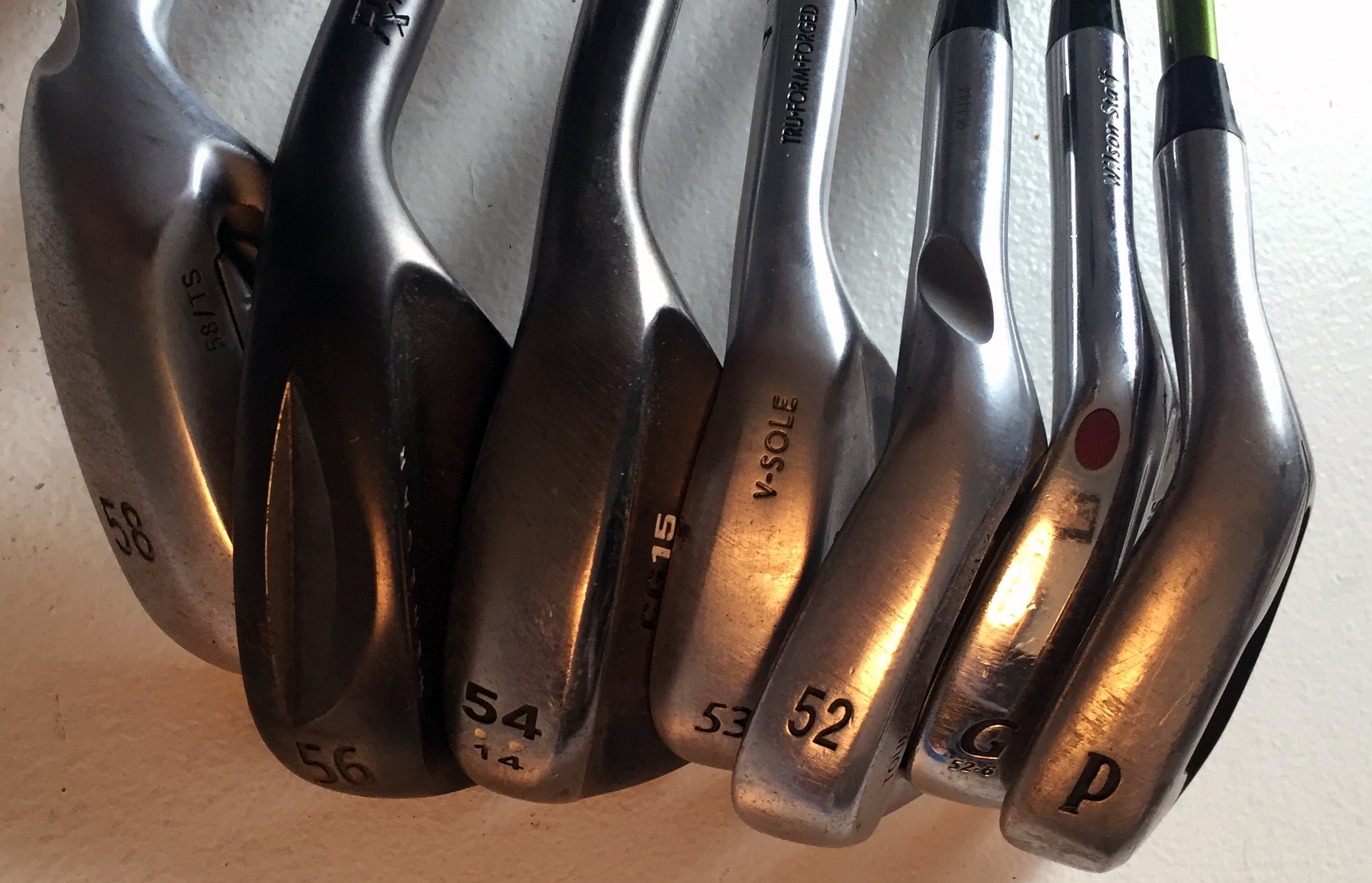 Gap Wedges Will Fill The Holes In Your Short Game